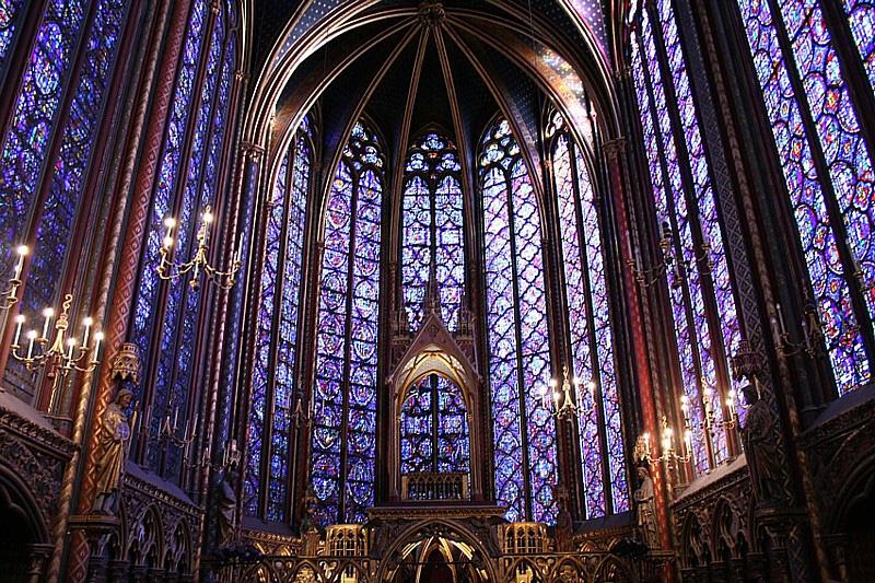 Sainte Chapelle A Secret Church In Paris